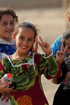 Bevrijd van IS