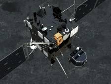 Satelliet Rosetta gecrasht op komeet 67P