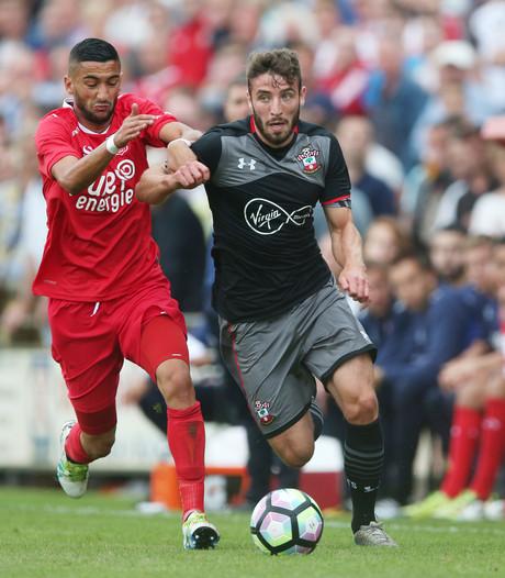 Hakim Ziyech weer belangrijk voor FC Twente