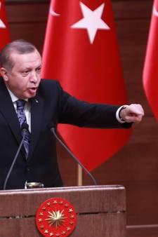 Gevlucht voor Erdogan, nu in een azc