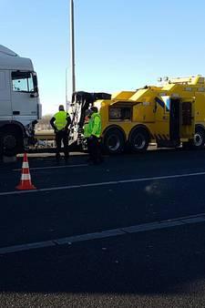 Ongeluk na dodelijk ongeluk op de A13