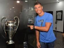 Zidane rekent ook bij start competitie niet op Ronaldo