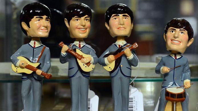 The Beatles-poppen.