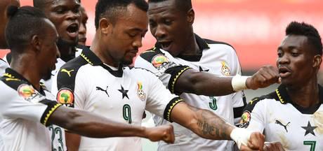 Ghana na tweede zege naar kwartfinales