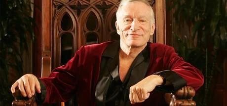 'Zwijgcontract voor bezoek zieke Playboy-baas Hefner'