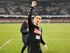 Napoli bekert ten koste van Fiorentina verder