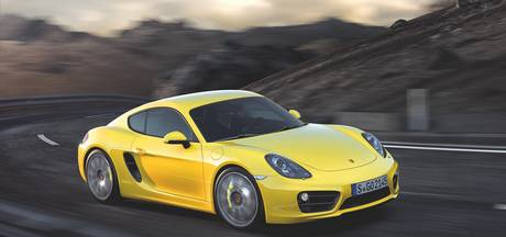 Oliedomme Porsche-dief zit vast