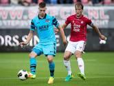 Jahanbakhsh schiet AZ naar winst in Utrecht