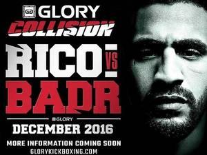 Wie wint kickboksgevecht: Badr Hari of Rico Verhoeven?