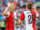 Feyenoord klopt Valencia in uitverkochte Kuip