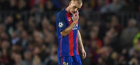 Barcelona drie weken zonder Mathieu