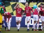 Utrecht boekt overtuigende zege bij geplaagd ADO