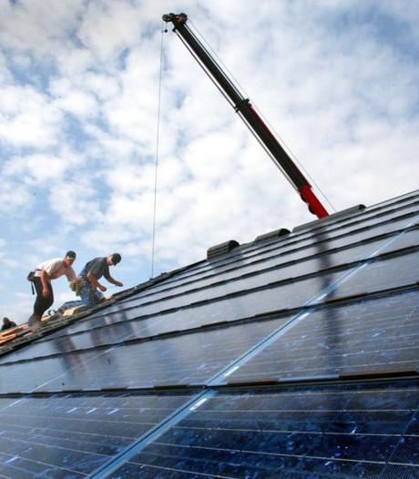 Zonnepanelen op scholen in Liemers