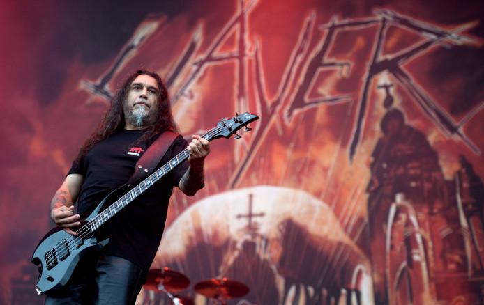 Een optreden van Slayer in Polen