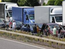 Dagenlange files op de wegen richting Dover opgelost