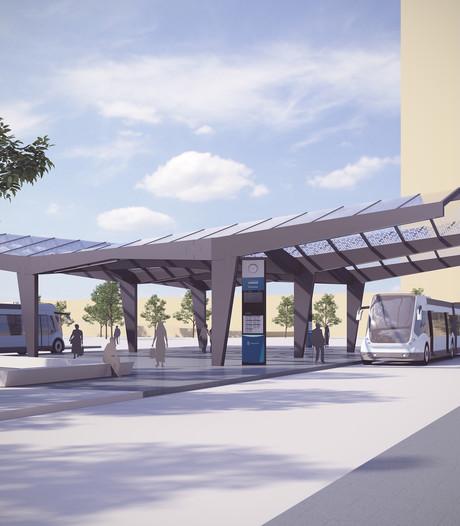 Bouw busstation bij Winkelcentrum Woensel opnieuw vertraagd