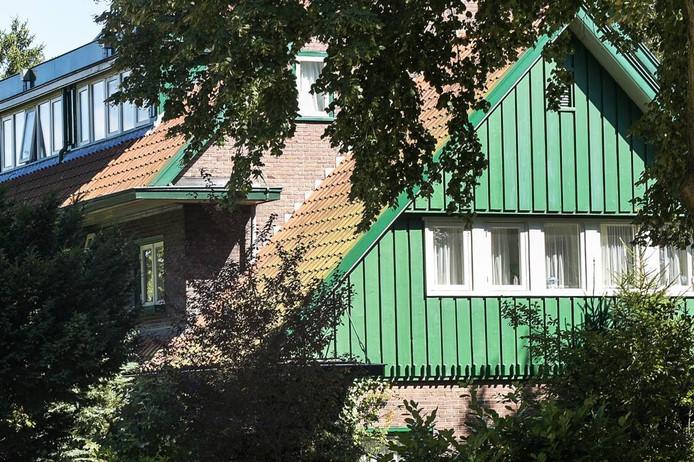 Woningen van de Woningbouwvereniging voor Ambtenaren te Arnhem op de hoek Goeman Borgesiusplein-Lorentzlaan. Foto Marina Popova