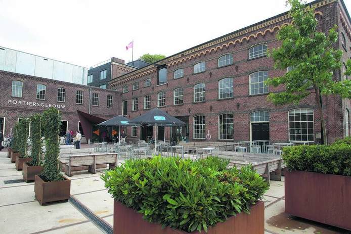 De DRU Cultuurfabriek in Ulft.