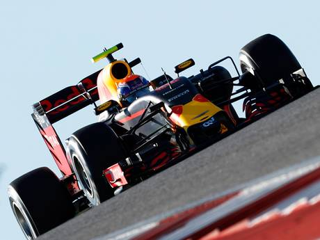 VIDEO: Verstappen start van plek vier in Austin