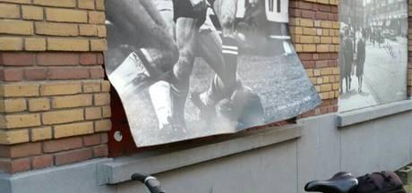 Kunstwerk Coen Moulijn vernield