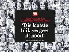 Teruglezen: eerbetoon MH17-slachtoffers