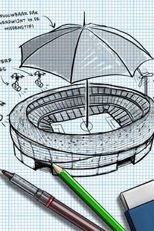 Denk mee over een nieuw stadion voor Feyenoord