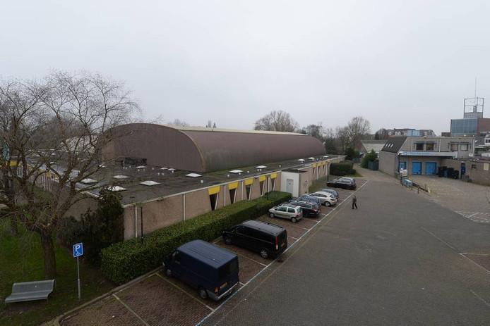 Er liggen al twee ver- en nieuwbouwplannen voor 't Hoogkoor. foto Ed van Alem