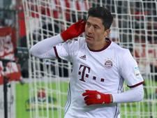 Bayern ontsnapt in blessuretijd bij Freiburg