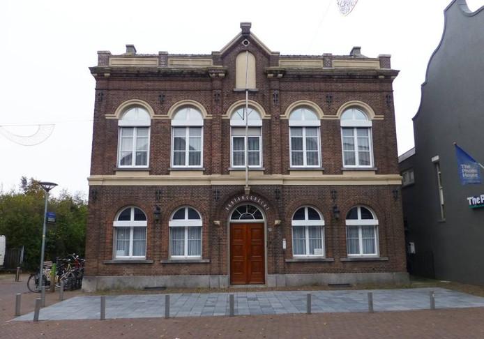 Het kantongerecht in Boxmeer. foto Geurt Franzen/DG