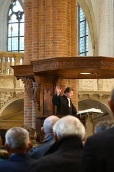 Familiegevoel met kerst in Cunerakerk Rhenen (video)