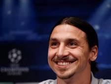 Ibrahimovic traint eindelijk mee met Man United