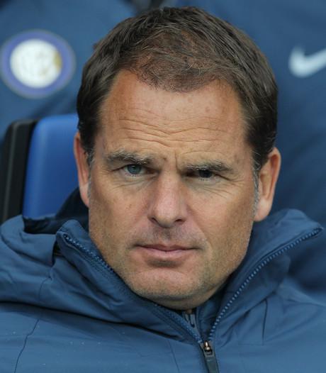 Strijdbare De Boer voelt steun bij Inter
