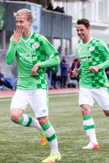 Beloften PSV geven goede voorbeeld in Youth League