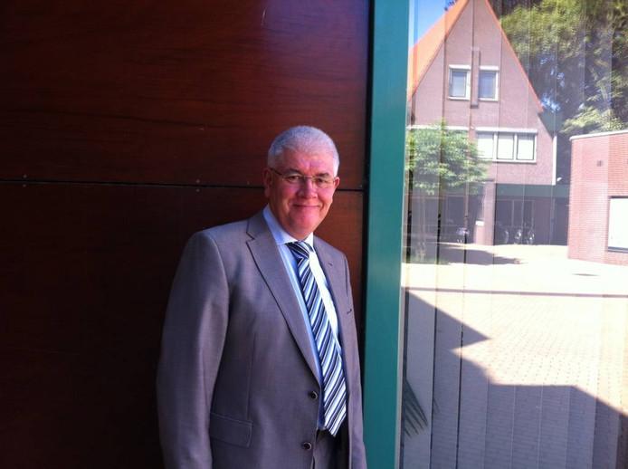 """CDA-wethouder Hans Breunissen van Westervoort: """"Het initiatief is voor onbepaalde tijd."""""""