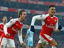 VIDEO: Arsenal verslaat Burnley na krankzinnige slotfase