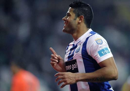 Hulk van FC Porto.