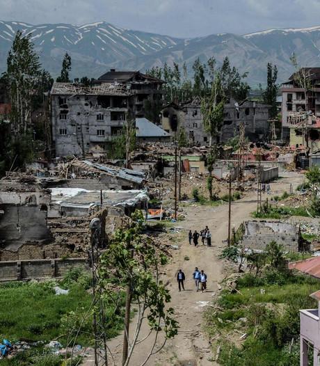 Vijf Turkse militairen gedood bij aanval door PKK-strijders