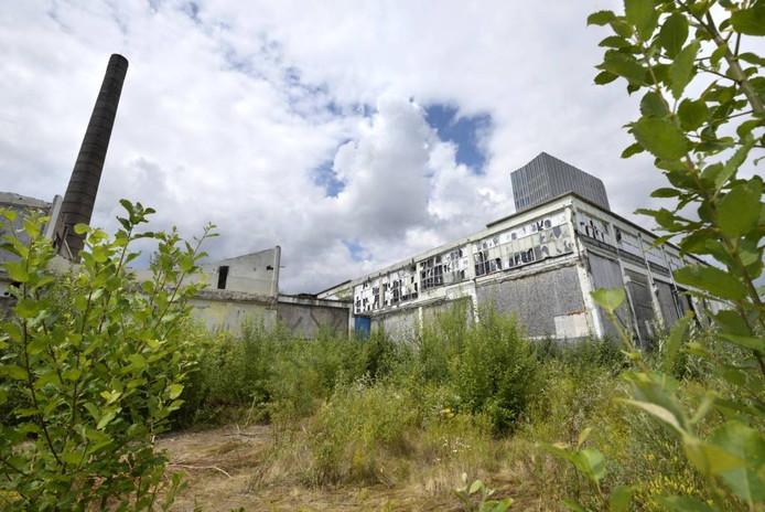 De voormalige Coberco-melkfabriek in Arnhem.