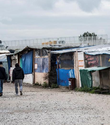 Ontruiming 'jungle' Calais begint aanstaande maandag