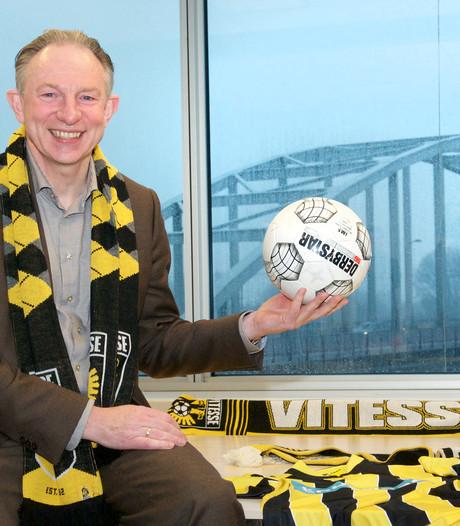 'Volksman' Gerrit Breeman in bestuur Vitesse