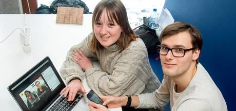 Arnhemse studenten gaan viral met video over Vlaamse woorden (video)