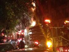 Merel (26) is alles kwijt na brand in New York: Een nachtmerrie