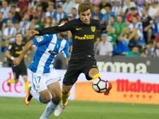 Atlético Madrid weet weer niet te winnen