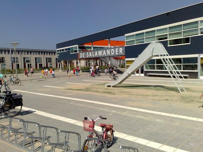 Brede School De Salamander in de Arnhemse wijk Schuytgraaf.