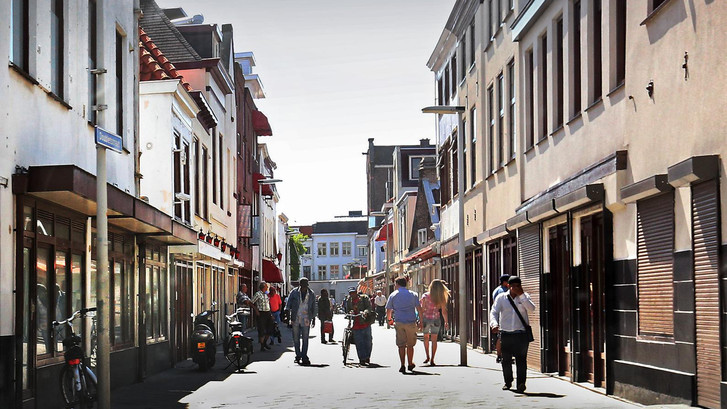 Prostitutie Doubletstraat heeft langste tijd gehad
