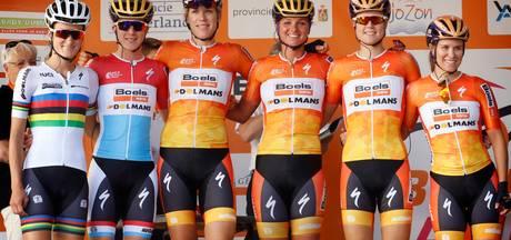 Boels-Dolmans wint ploegentijdrit Ladies Tour