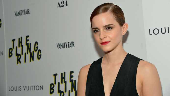 De versie van Emma Watson.