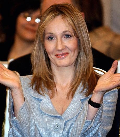JK Rowling werkt aan nieuw Potter-materiaal