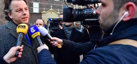 Minister Bert Koenders eregast op pronkzitting De Geitenbok