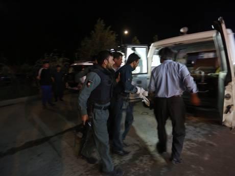 Dode en 19 gewonden bij aanval op Amerikaanse universiteit in Kaboel